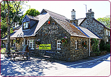 The Trewern Arms at Nevern, Near Newport, Pembrokeshire